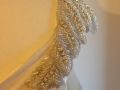 Lindsay's Wedding Dress Straps